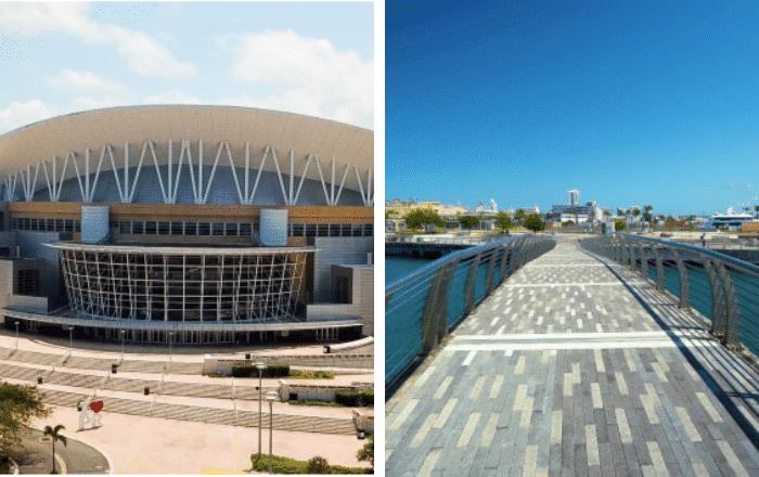$6.5 millones para reparar el Coliseo de Puerto Rico y Bahía Urbana