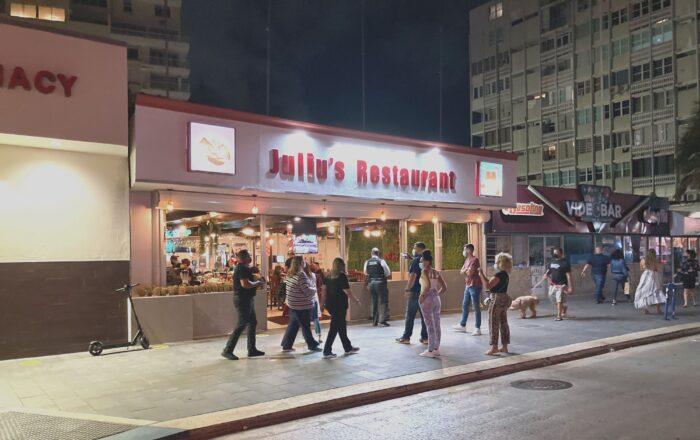 Salud ordena cierre de restaurante Juliu's, antes 'Latin Star'