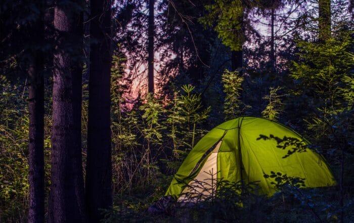 DRNA reabrirá cuatro áreas de acampar