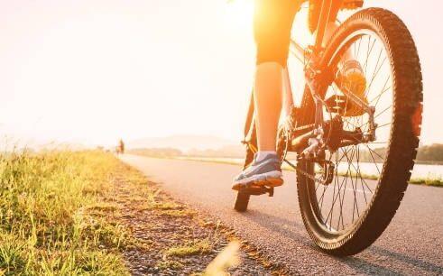 Bicicleteada para concientizar sobre el párkinson en Ponce