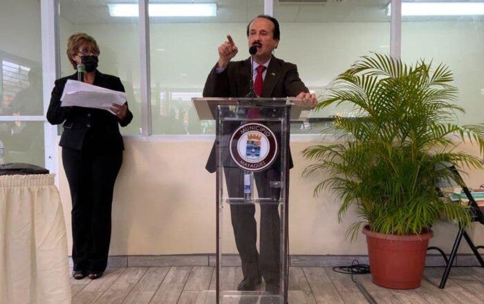 """Alcalde de Mayagüez: """"No tengo porque renunciar"""""""