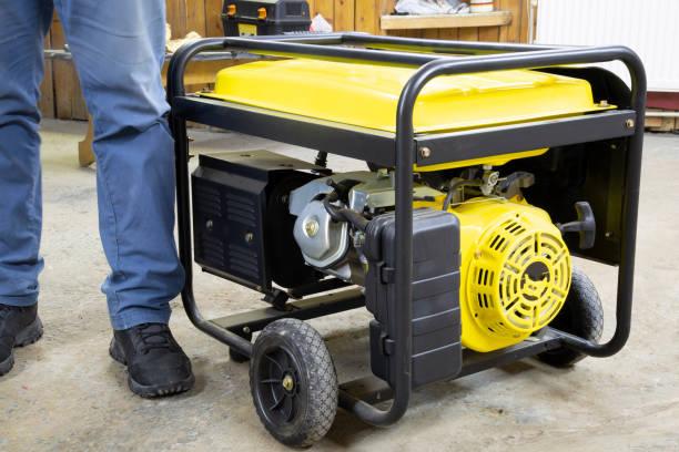 DACO inspecciona ventas de generadores eléctricos