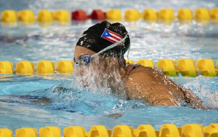 300 nadadores competirán por ir a Tokio 2020