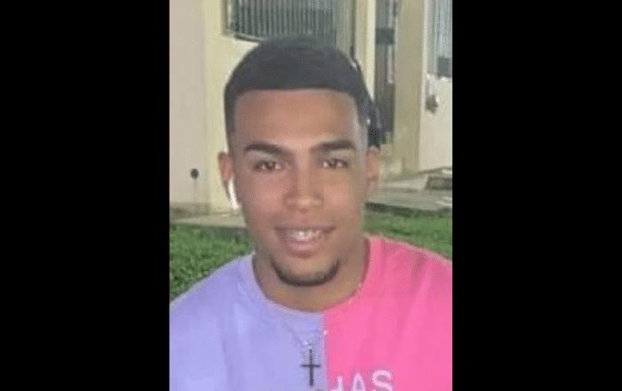 Desaparece hombre de 21 años