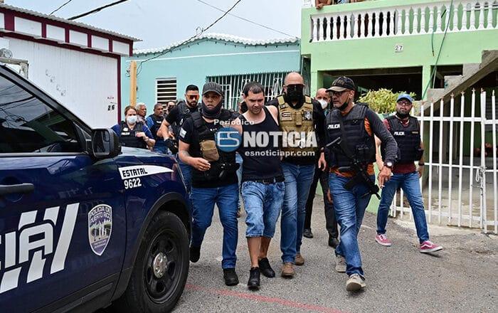 Identifican policía asesinado en Ponce