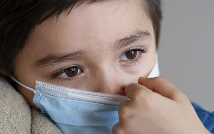 Disminuyen los menores hospitalizados por COVID