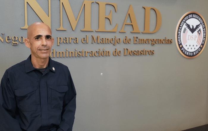 Exdirector de OMME de Ponce es nombrado coordinador de búsqueda y rescate del NMEAD