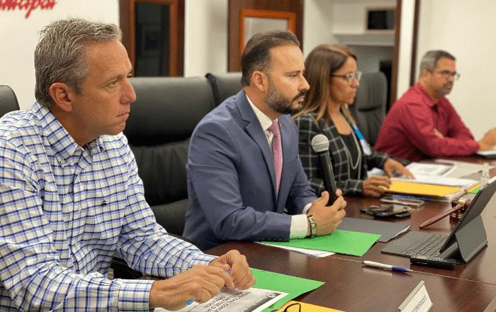 Asociación de Alcaldes busca asegurar servicios municipales