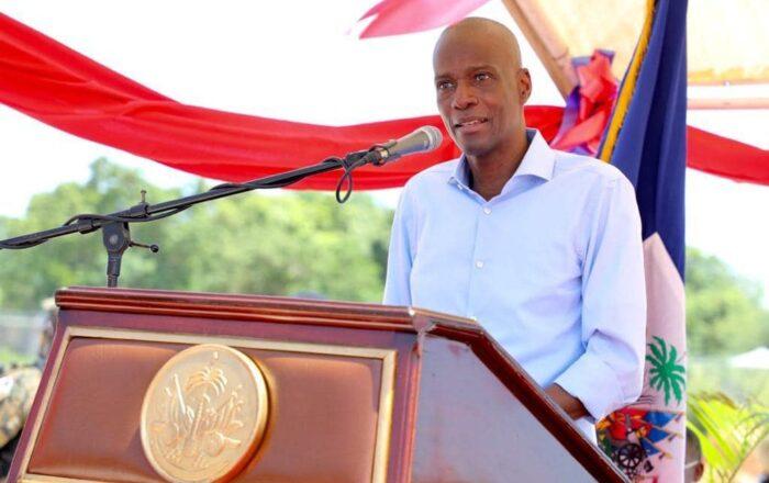 Asesinan presidente de Haití: Jovenel Moïse